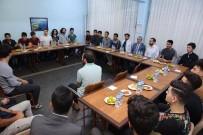 SEDDAR YAVUZ - Vali Sosyal Medyadan Halka Ulaşıyor