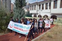 FATİH ŞAHİN - Yozgat'ta Sağlıklı Yaşam İçin Yürüdüler