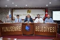 BAŞPEHLİVAN - Yunusemre'den Amatör Spor Kulüplerine Destek