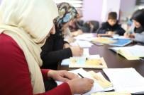 10 Ayda Bin 74 Kadın Okuma Yazma Öğrendi