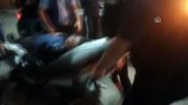 Adana'da Şüphelilerle Polis Arasında Arbede