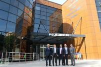 AHMET SARı - Ağız Diş Sağlığı Hastanesi Yeni Binasında Hizmete Başladı