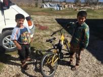 AKİDAK'tan Çocuklara Bisiklet