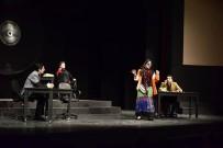 ŞEHIR TIYATROLARı - Alanya Belediye Tiyatrosu Kıbrıs Turnesinde