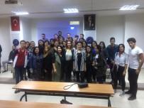 KRİZ YÖNETİMİ - AÜ Öğrencilerine 'Stratejik İletişim Ve Medya' Konferansı