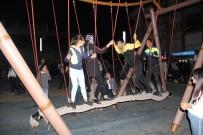 ÇOCUK PARKI - Aydın'daki Çocuk Parklarında Güvenlik Sorunu