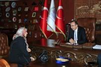 Belediye Başkanı Seçen, Vatandaşların Sorunlarını Dinledi