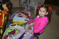 ŞEYH ŞAMIL - Bozuk Oyuncaklar Tamir Edilerek Çocukları Sevindirecekler