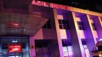 Burdur'da İki Otomobil Çarpıştı Açıklaması 8 Yaralı