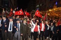 AVCILAR BELEDİYESİ - Cumhuriyet Ateşi, Avcılar Sokaklarını Aydınlattı