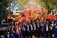 SENFONİ ORKESTRASI - Cumhuriyet Ateşi Yenimahalle'de Yakıldı