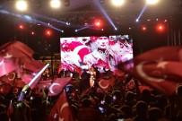 İREM DERİCİ - Cumhuriyet Coşkusu İrem Derici Konseriyle Taçlandı
