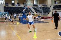 Denizli Basket Haliliye Belediyespor Maçına Hazırlanıyor