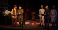 GENEL SANAT YÖNETMENİ - Döşemealtı Halk Tiyatrosu; 'Bu Da Geçer Ya Hu' İle Sezon Açtı