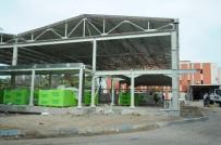 NECDET BUDAK - Ege Üniversitesi'ndeki Yeni Yemek Üretim Tesisi Kapasiteyi Artıracak
