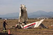 EĞİTİM UÇAĞI - Eğitim Uçağı Neden Düştü ?