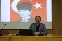 Elazığ'da, 'Bir Şiir Atatürk' Konferansı