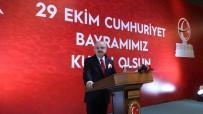 ÖZDEMİR ÇAKACAK - Eskişehir'de 29 Ekim Cumhuriyet Bayramı Resepsiyonu