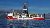 KUZEY KIBRIS - Fatih Sondaj Gemisi İlk Sondaj İçin Akdeniz Sularında