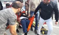 DENİZ POLİSİ - Fatih Sultan Mehmet Köprüsü'nden Atlayan Taksici, Hayatını Kaybetti