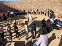 YOGA - Göbeklitepe'de Turist Kafilesinden Kundalini Yoga