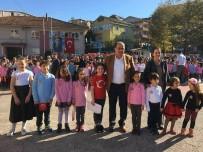 GÜLÜÇ - Gülüç'te 29 Ekim Cumhuriyet Bayramı Coşkuyla Kutlandı