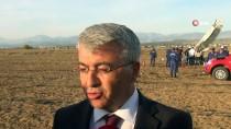 MÜNIR KARALOĞLU - GÜNCELLEME - Antalya'da Eğitim Uçağı Düştü, Pilot Ve Yardımcısı Öldü