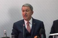 Hulusi Akar Açıklaması 'Münbiç'e Gerçek Münbiçliler Hakim Olacak'