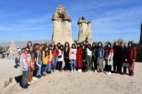 YERALTI ŞEHRİ - İnönülü Öğrenciler Kapadokya'da
