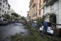 UÇURTMA SÖRFÜ - İtalya'da Fırtına Kaynaklı Ölümlerin Sayısı 9'A Çıktı