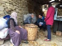 GÖKÇEÖREN - İzmit Belediyesi'nin Köy Ziyaretleri Hız Kesmiyor