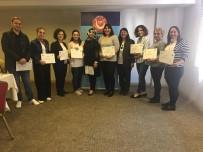 AHMET EROĞLU - Kadın Banka Çalışanlarına Liderlik Eğitimi