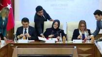 Zehra Zümrüt Selçuk - Kadın Kooperatiflerinin Güçlendirilmesi İşbirliği Protokolü