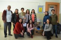 ATATÜRK LİSESİ - Kars'taki Öğrencilere Yardım Gönderdiler