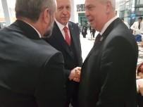 HAZIR GİYİM - Makedonya Devlet Bakanı Kâhil Açıklaması 'Türkiye İle Ticaret Hacmimizi 1 Milyar Euro'ya Taşımayı Hedefliyoruz'