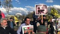 MISIR CUMHURBAŞKANI - Mısır Cumhurbaşkanı Sisi Berlin'de Protesto Edildi