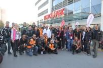 AMAZON - Motorcu Gruplar Meme Kanserine Dikkat Çekti