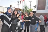 MYO Öğrencileri Engellilere Unutulmaz Bir Gün Yaşattı