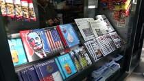 COLUMBIA ÜNIVERSITESI - New York'ta 'Sahte Haber' Standı Açıldı