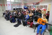 GÖKMEYDAN - Odunpazarı Belediyesi'nden Çocuklara Gitar Eğitimi