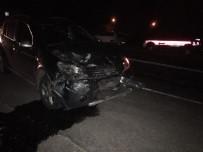 Osmaniye'de Trafik Kazası Açıklaması 9 Yaralı