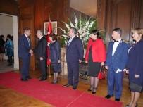 PARİS BÜYÜKELÇİSİ - Paris Büyükelçiliğinde Cumhuriyet Resepsiyonu