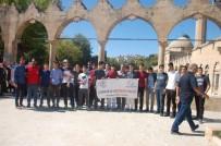 SABAH NAMAZı - Sınavda Başarılı Olan Öğrenciler Şanlıurfa'yı Gezdi