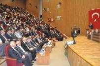 Şırnak'ta 'Uluslararası İbnü'l Cezeri' Paneli Düzenlendi