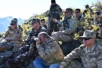 Tunceli'de Önemli Başarı, 20'Si 18 Milyon Ödüllü, 117 Terörist Etkisiz Hale Getirildi