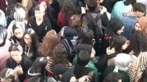 EĞİTİM FUARI - Ümraniye'de Lise Öğrencileri İçin Kariyer Eğitim Fuarı Düzenlendi
