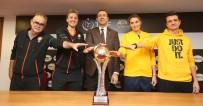 TÜRKIYE VOLEYBOL FEDERASYONU - Vakıfbank İle Eczacıbaşı Vitra, Şampiyonlar Kupası İçin Karşılaşacak