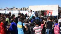 YERYÜZÜ DOKTORLARI - 'Yeryüzü Doktorları' Suriye'de Sağlık Taraması Yapıyor