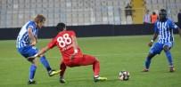 KEÇİÖRENGÜCÜ - Kupada büyük sürpriz! Süper Lig ekibi elendi