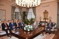 MUSTAFA HAKAN GÜVENÇER - AK Parti'den Vali Güvençer'e Teşekkür